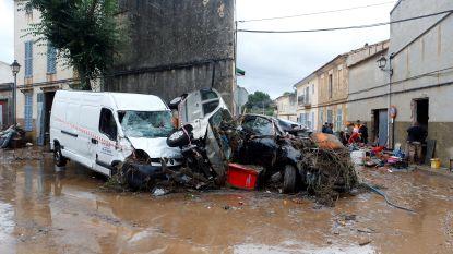 Noodweer eist tien doden op Mallorca