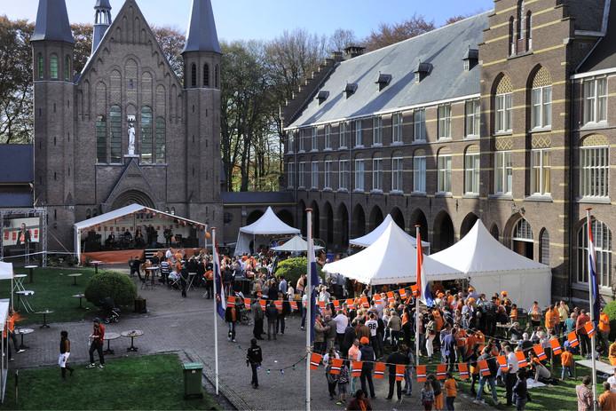 Centrum Bovendonk wordt steeds vaker gebruikt voor festiviteiten, zoals Koningsdag en de fietsvierdaagse.