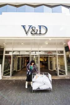 Pleidooi van ondernemers: 'strook bij oude V&D Alphen op de schop'