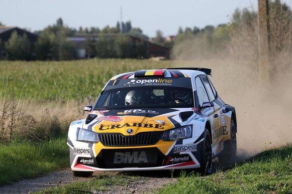 De rallywagens zullen op 4 september Slypskapelle inpalmen.