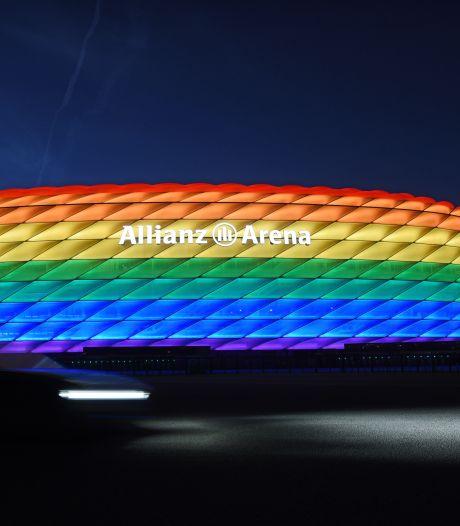 Pourquoi le stade de Munich ne pourra pas arborer d'illumination arc-en-ciel pendant l'Euro
