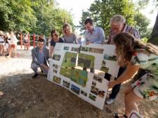 Startschot voor aanleg park 'Het Groene Eiland' in Hellendoorn