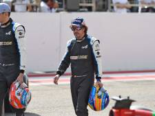 Routinier Alonso (39) over rentree: 'Als coureur voel ik mij nu beter dan ooit'