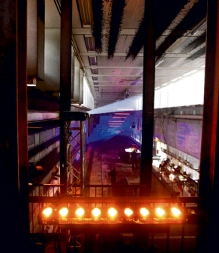 Trouw, de Verdieping, Amsterdam. Interieur: MÃ¿ller van Tol. (Trouw) Beeld