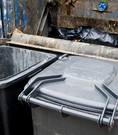 Grijze container mogelijk in de ban, Zutphen kijkt naar mogelijkheid om restafval niet meer op te halen