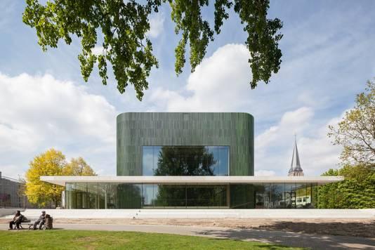 De Parkzaal van concertgebouw Musis in Arnhem wint de juryprijs van de Heuvelinkprijs 2018.