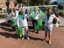 D66 Westland: 'Doorpakken met opruimen in Westland na Clean Up Day'