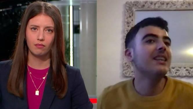"""Amir Bachrouri van Vlaamse Jeugdraad: """"Liever geen mondmaskers op school"""""""
