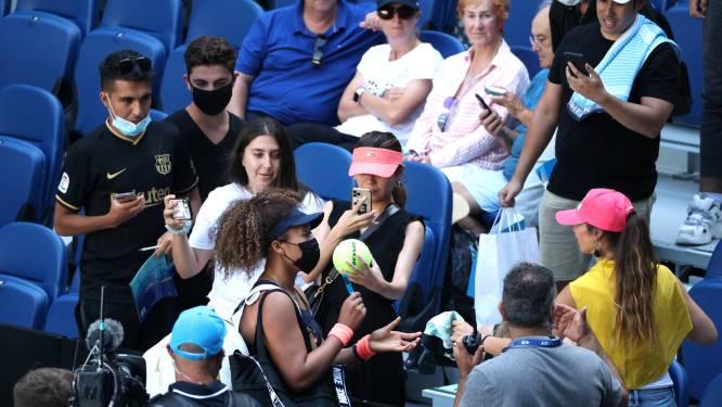 Publiek vanaf zaterdag toch niet meer toegelaten op Australian Open na uitbraak Britse variant
