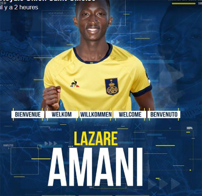 Lazare Amani