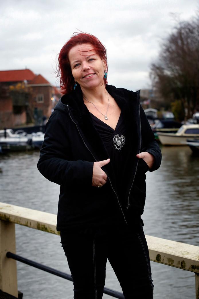 Martine Visser uit Leerdam viel in 2019 tientallen kilo's af.
