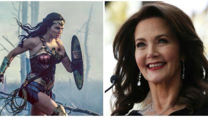 Lynda Carter open voor rol in 'Wonder Woman 2'