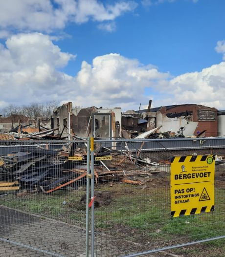 De dag na de grote brand in Gaanderen: 'Ik dacht dat mijn ramen er uit zouden vliegen'
