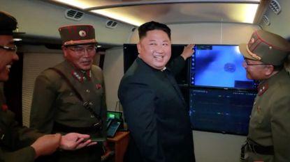 Noord-Korea schiet raket in Japanse wateren