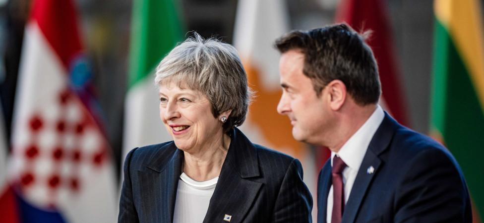 EU-leiders radeloos over gebrek aan duidelijkheid May