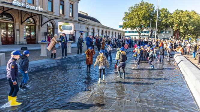 Prijskaartje verbouwing stationsgebied Zwolle loopt op tot 136 miljoen euro