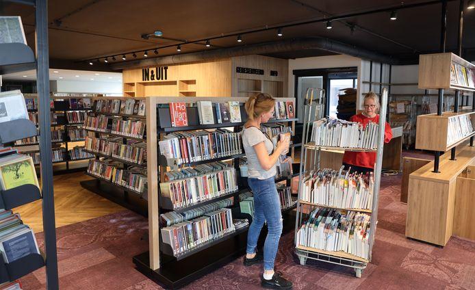 Bibliotheek in Hulst.