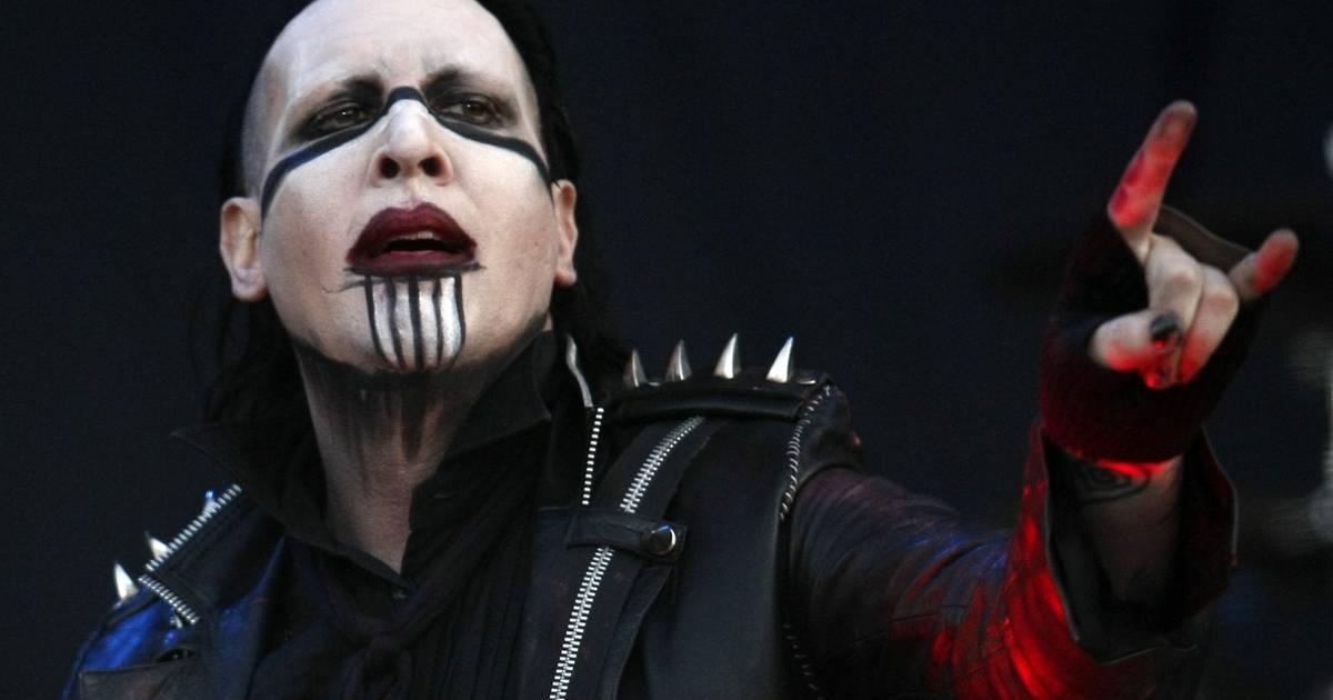 Lijst slachtoffers Marilyn Manson groeit: ook actrice Esmé Bianco zegt te zijn misbruikt - AD.nl