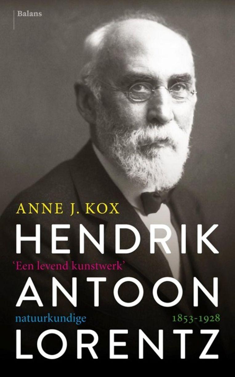 Anne Kox: Hendrik Lorentz – Een Levend Kunstwerk. Beeld Balans