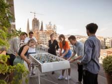 Werken in Barcelona als antigif tegen coronasleur: 'Om 7.30 beginnen, daarna naar het strand'
