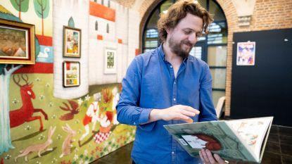 """Tekenaar Simon Spruyt exposeert in Cultuurcentrum: """"Een strip maken kost mij twee jaar"""""""