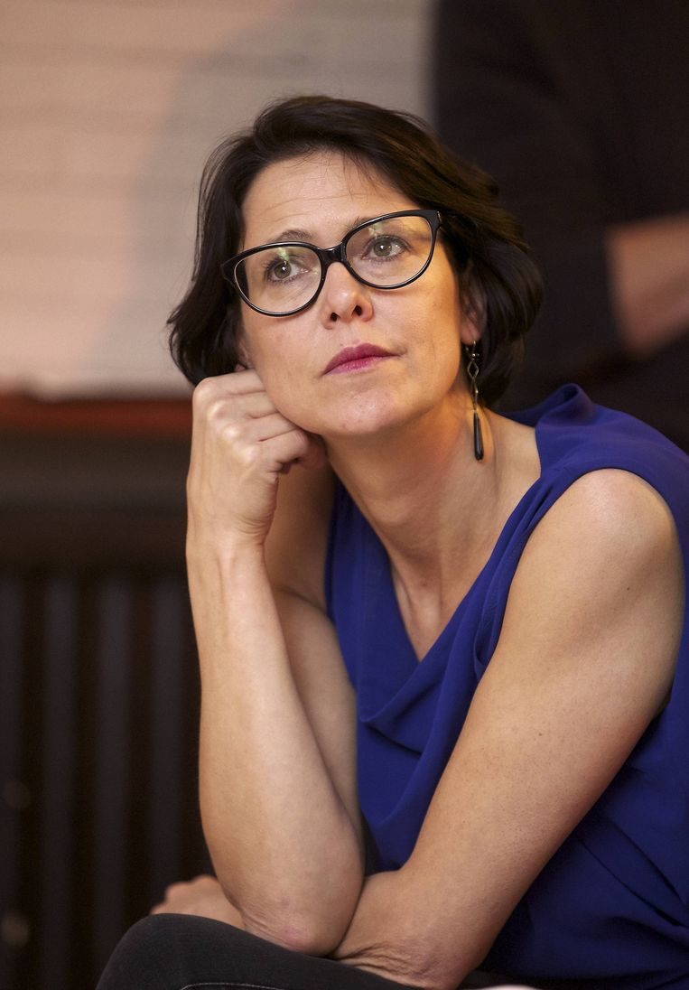 Europarlementslid Kathleen Van Brempt (sp.a).