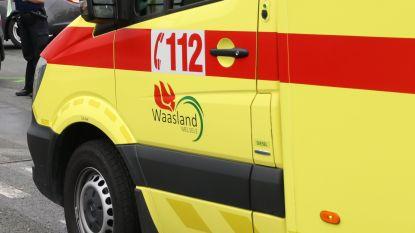 Fietser lichtgewond bij aanrijding in Kasteeldreef