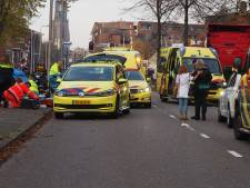 Moeder (36) en kind (4) zwaargewond bij crash op Leusderweg, bestuurder kreeg black-out
