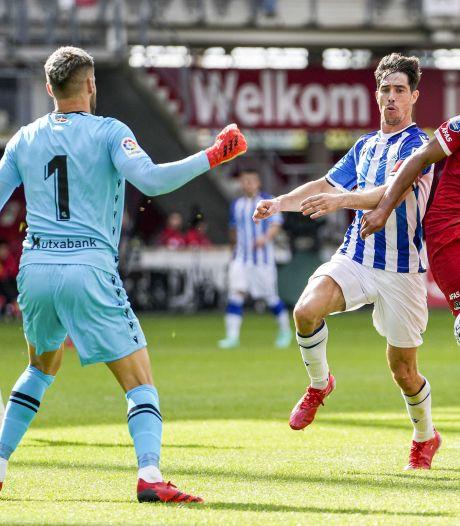 AZ wint ook van Real Sociedad in gerenoveerd eigen stadion