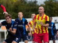 Go Ahead Kampen zwaait Michael Lanting en Joar Terpstra (SDC Putten) uit