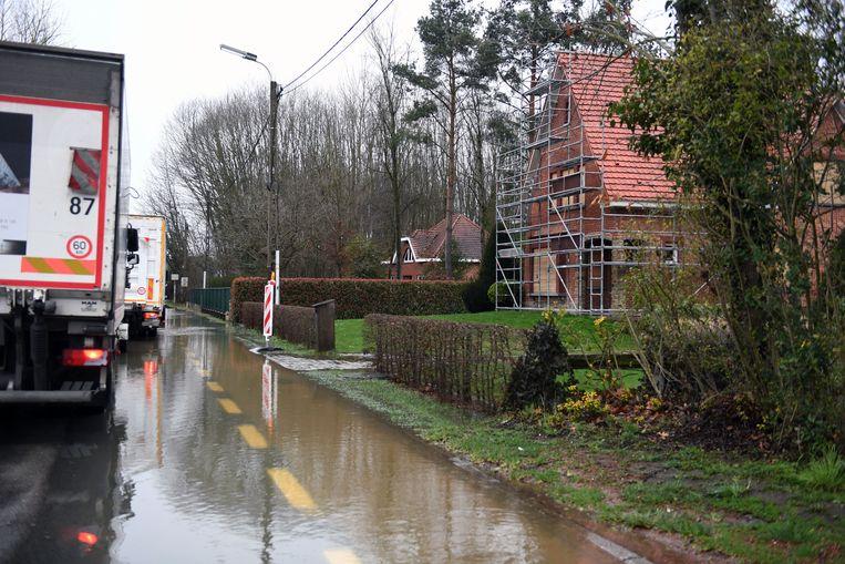 De Winge brengt wateroverlast in Rotselaar