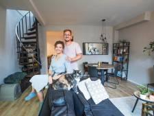 Harmen en Kymberley verkopen hun unieke 'schippersvilla': 'We hebben er onze liefde ingestopt'