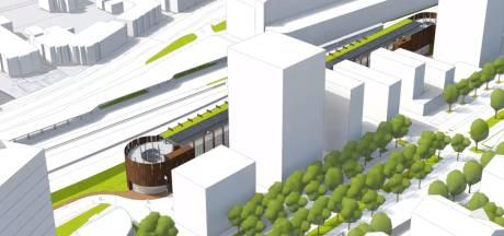 Bouw eerste parkeergarage Spoorzone dit jaar van start: ruim 700 plaatsen, zonnepanelen op het dak