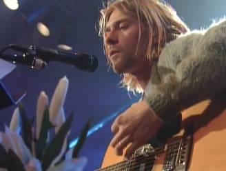 Zes haren van Kurt Cobain geveild voor ruim 14.000 dollar