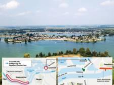 Boskalis maakt Meanderende Maas: steviger dijken, meer ruimte voor de rivier en nieuwe natuur