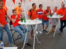 Ook niet-voetbalfans zien het duel van Oranje, maar er is meer aandacht voor vissen: 'Een man met een karper in zijn handen is een afknapper'