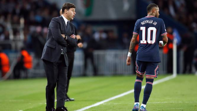 """Mauricio Pochettino sur la motivation de Neymar: """"Aucun doute qu'il va encore jouer beaucoup d'années"""""""