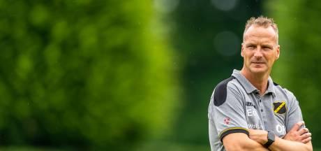 Trainer De Graaf over mogelijke versterkingen: 'Hopen dat we snel nieuws kunnen brengen'