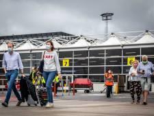 Minder vluchten vanaf Rotterdam The Hague Airport dan verwacht
