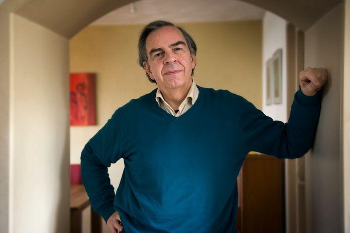 Nico Wiggers voert volgend jaar bij de verkiezingen de lijst aan voor de Arnhemse Ouderen Partij (AOP), waarvoor hij momenteel al in de gemeenteraad zit.