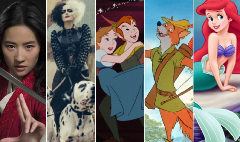 Deze Disneyfilms komen eraan.