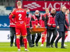 Van Wonderen: 'Blessure Jeroen Veldmate lijkt mee te vallen'