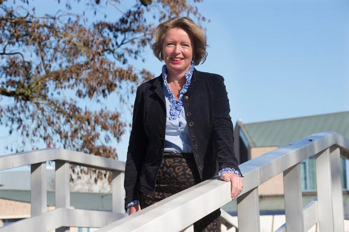 Patricia Hoytink Roubos op archiefbeeld.