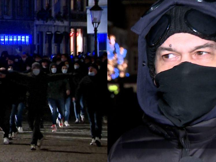 """Nederlandse voetbalsupporters houden de wacht tegen rellen: """"We hebben overal spotters, als er iets is, gaan we er naartoe"""""""