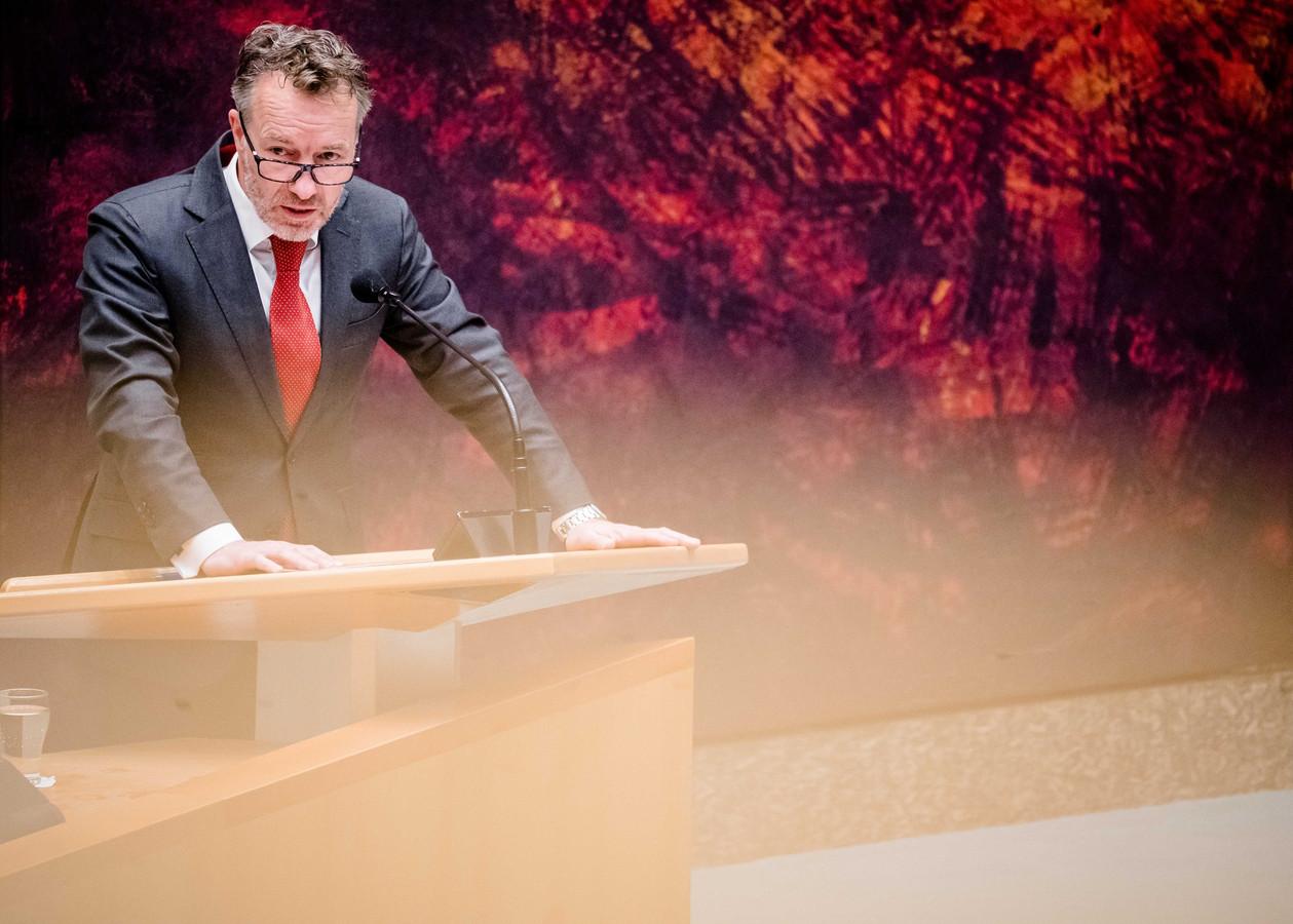 Wybren van Haga is een van de drie kamerleden van Forum voor Democratie die afstand neemt van de partij.