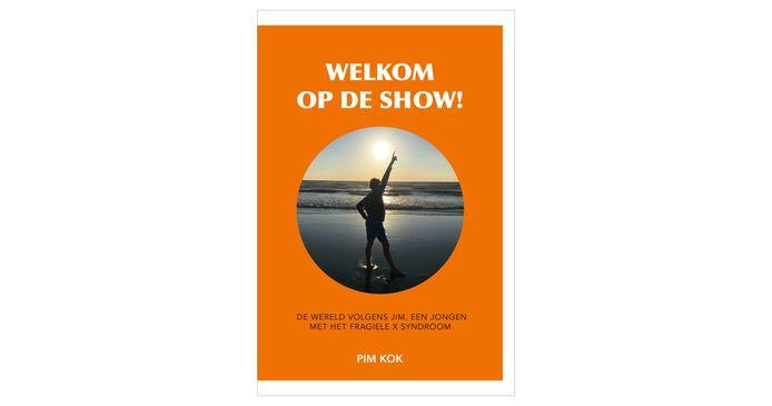 Cover boek Welkom op de Show van Pim Kok