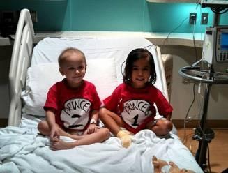 Ava (4) en Penny (3): de beste vriendinnetjes sinds ze samen tegen kanker strijden