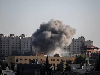 Acht doden bij nieuwe luchtaanvallen op Gazastrook