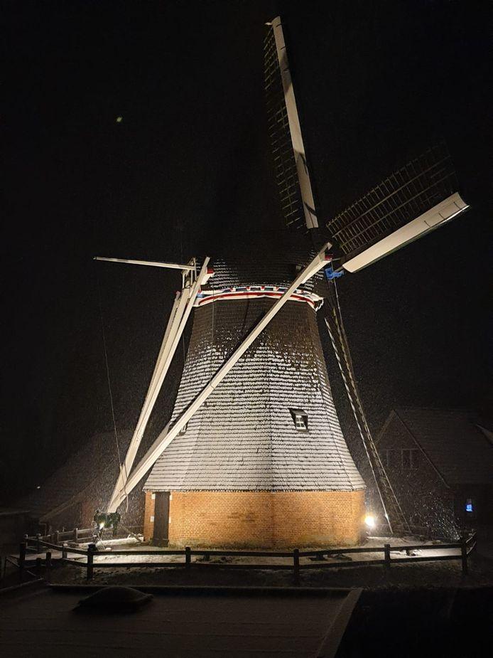 Sint Nicolaasmolen in Denekamp.