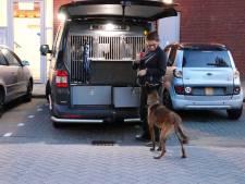 Man (31) aangehouden bij inval woning in Waalwijk, vermoedelijk drugsdealer